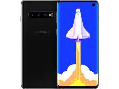 Samsung Galaxy S10 2019 G973F 8/128Gb Black (SM-G973FZKDSEK)