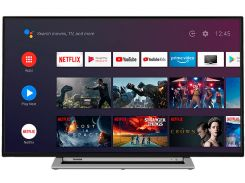"Телевизор Toshiba 65"" 4K UHD Smart TV (65UA3A63DG)"