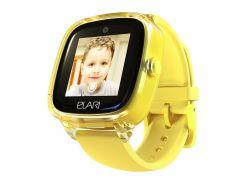 Детские смарт-часы с GPS-трекером Elari KidPhone Fresh (Yellow) KP-F/Yellow