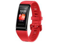 Фитнес-трекер Huawei Band 4 Pro (Red)