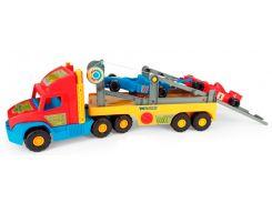 Super Truck с авто Формула, 78 см, Wader
