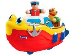 Іграшка WOW TOYS Tommy Tug Boat bath toy буксирний човен(іграшки для купання)