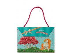 Блокнот-сумочка на магните, My Sweet Unicorn, Malevaro