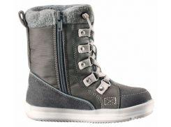 Ботинки зимние Reimatec Freddo, Reima, серые (27)