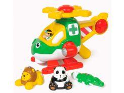 Вертолет Гарри, игровой набор, Wow Toys