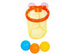 Водный баскетбол, игрушка для ванной, Bebelino