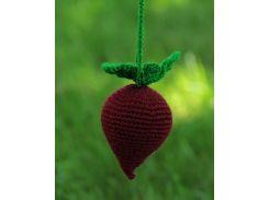 Вязаная игрушка Буряк, EcoWalnut