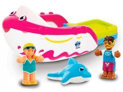 Гоночная лодка Сьюзи, игрушка для купания, Wow Toys