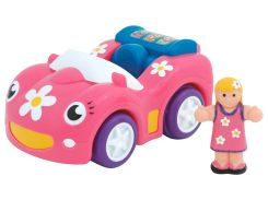 Гоночный болид Дейзи, игровой набор, Wow Toys