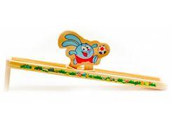 Горка Крош, Мир деревянных игрушек