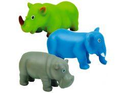 Животные-брызгалки для ванной Африка (3 шт.), BeBeLino