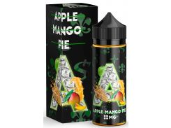Жидкость для электронных сигарет UVA Cash 1,5 мг 60 мл Apple Mango Pie (C/АМP-60-15)