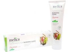 Зубная паста для кровоточащих десен с экстрактом каштана, 100 мл, Melica Organic