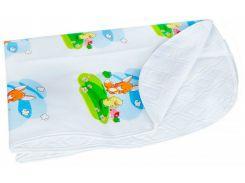Клеенка для пеленания ребенка (лиса и ципленок), Canpol babies