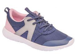 Кроссовки для девочек, сине-розовые, Lapsi (37)