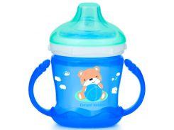 Кружка-непроливайка Sweet fun, 180 мл, синяя, Canpol babies