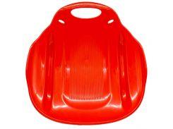 Ледянка Метеор, красная (до 75 кг), Kronos Toys