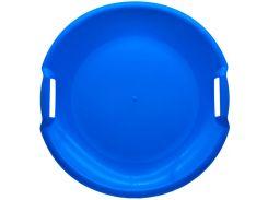 Ледянка НЛО, синяя (до 75 кг), Kronos Toys