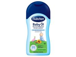 Масло для младенцев (400 мл.), Bubchen
