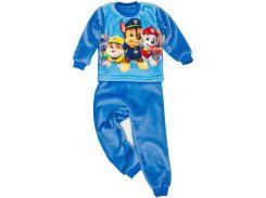 Махровая пижама для мальчика, Щенячий патруль, Colibric (34)