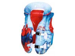 Надувной жилет Человек-паук (51 × 46 см), Bestway