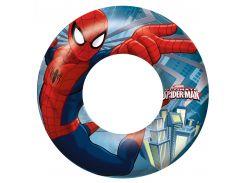 Надувной круг Человек-паук (56 см), Bestway