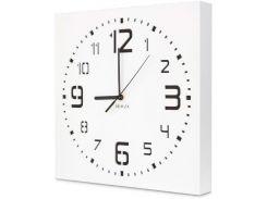 Настенные часы ручной работы, белые, Kauza