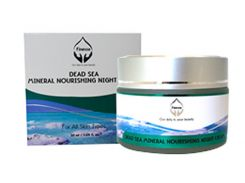 Ночной питательный крем с минералами из Мертвого моря, 50 мл, Finesse