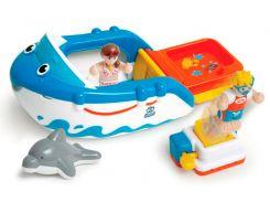 Подводные приключения Данни, игрушка для купания, Wow Toys