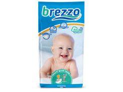 Подгузник Midi в индивидуальной упаковке (4-9 кг), Brezzo