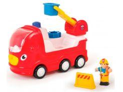Пожарная машина Эрни, игровой набор, Wow Toys