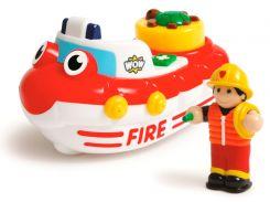 Пожарный катер Феликс, игрушка для купания, Wow Toys