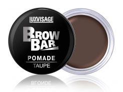 Помада для бровей Brow Bar, 02 тон, 6 г, Luxvisage