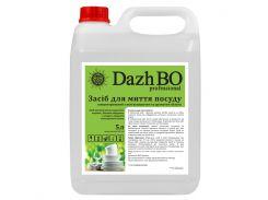 Средство для мытья посуды с ароматом яблока (5 л), DazhBO Professional