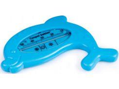 Термометр для воды Дельфин (голубой), Canpol babies