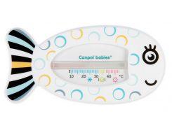 Термометр для воды Рыбка, бирюзовый, Canpol babies