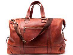Дорожная сумка, коричневый, CHARIZMA