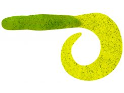 Силиконовая приманка Kiwi, Snake Twist 2.5in, Fishing Drugs