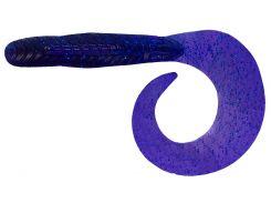Силиконовая приманка Violet, Snake Twist 2.5in, Fishing Drugs