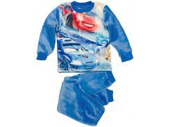 Махровая пижама для мальчика, Тачки, Colibric (28)