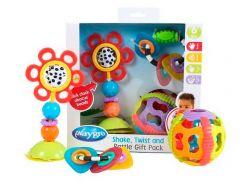Подарочный набор игрушек прорезывателей, Playgro