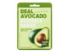 Маска Farm stay тканевая с экстрактом авокадо 23 мл (NF-00009538)