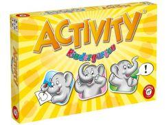 Activity для малышей, настольная игра, Piatnik