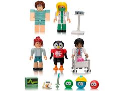 Meep City: Meep Hospital, игровой набор фигурок, Multipack TBD, Roblox