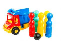Multi truck грузовик с кеглями, Wader