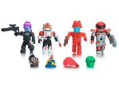 Star Commandos W6, игровой набор фигурок, Mix & Match Set, Roblox