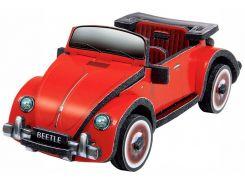 Volkswagen Beetle, Сборная модель из картона, Умная бумага
