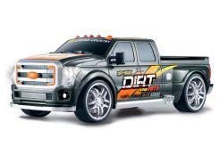 Автомобиль на радиоуправлении Dirt Off-Road (серо-синий металлик), 1:16, JP383