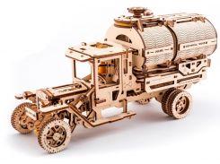 Автоцистерна, механический 3D пазл, Ukrainian Gears