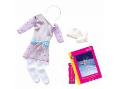 Аксессуары для кукол Комплект для фигурного катания и книга Кэйтлин (8 предметов), Our Generation